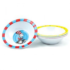 Dr Seuss Melamine Bowls (4 great designs)