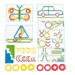 Hape Rings and Sticks