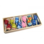 Mini Maracas, set of 2