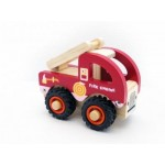Wooden Fire Engine