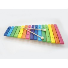 Large Wooden Xylophone