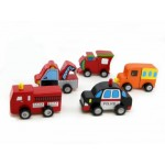 Small Wooden Vehicles