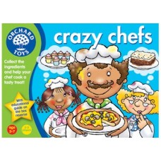 Orchard Toys - Crazy Chefs