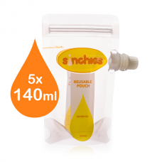 Sinchies 140ml 5 pack