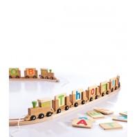 EverEarth - Bamboo Name Train
