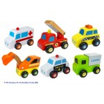 Viga Mini Vehicle Set
