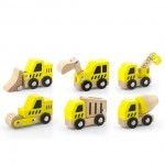 Viga Construction Vehicles Set